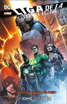 liga de la justicia: la guerra de darkseid parte 1 (2ª ed.)-geoff johns-9788417827182