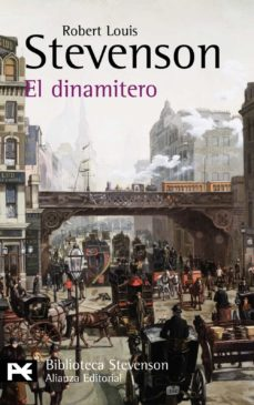 el dinamitero-robert louis stevenson-9788420662282
