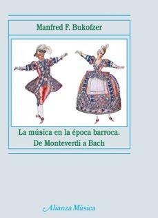 Permacultivo.es La Musica En La Epoca Barroca: De Monteverdi A Bach Image