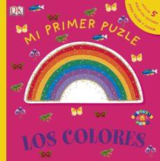 Mrnice.mx Mi Primer Puzle. Los Colores (Incluye 5 Puzzles 1 Pieza Con Textu Ras) Image