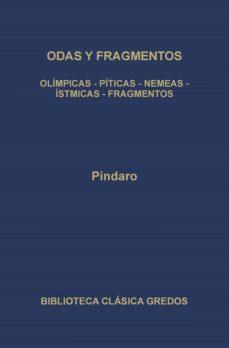odas y fragmentos (ebook)-9788424930882