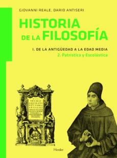 Concursopiedraspreciosas.es Historia De La Filosofia (Vol.1.2):de La Antigüedad A La Edad Me Ia:patristica Y Ecolastica Image