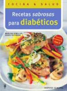 recetas sabrosas para diabeticos-9788425516382