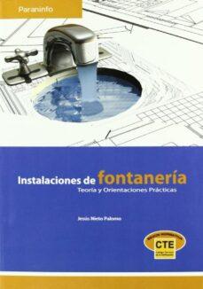 Descargar INSTALACIONES DE FONTANERIA gratis pdf - leer online
