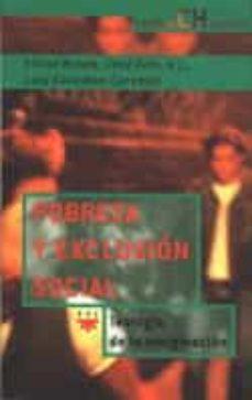 Curiouscongress.es Pobreza Y Exclusion Social: Teologia De La Marginacion Image
