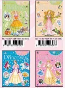 Geekmag.es Mi Libro Brillante: Hadas, Princesas Image