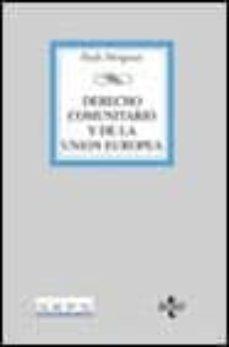 Permacultivo.es Derecho Comunitario Y De La Union Europea Image