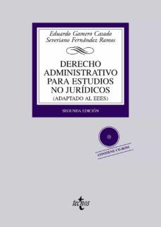 Bressoamisuradi.it Derecho Administrativo Para Estudios No Juridicos Image
