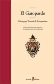 el gatopardo-giuseppe tomasi di lampedusa-9788435010382
