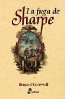 la fuga de sharpe (xv entrega de la serie de richard sharpe)-bernard cornwell-9788435035682