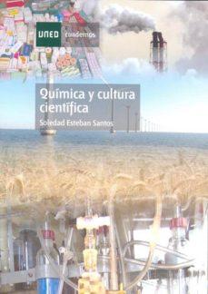 quimica y cultura cientifica-soledad esteban santos-9788436255782