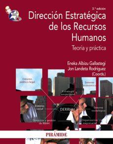 Bressoamisuradi.it Direccion Estrategica De Los Recursos Humanos: Teoria Y Practica Image
