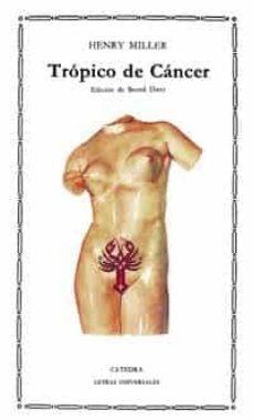 Descargar libros de ingles mp3 TROPICO DE CANCER MOBI CHM