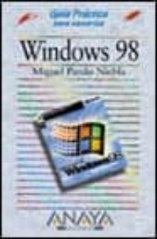Geekmag.es Windows 98 (Guias Practicas) (Incluye 1 Cd-rom) Image