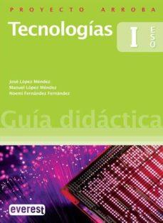 Followusmedia.es Tecnolog 1 Eso Guia Didactica Arroba (Castilla La Mancha) Image