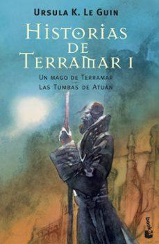 historias de terramar 1 (un mago en terramar / las tumbas de atua n)-ursula k. le guin-9788445076682