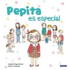 pepita es especial-irene gutierrez-fabiola arroyo-9788448851682
