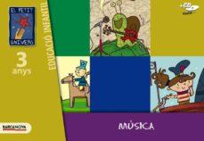 Viamistica.es Música P3 Quadern Petit Univers (+ Cd) Educacio Infantil Image