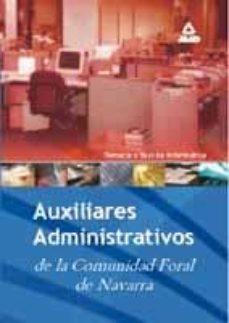 Followusmedia.es Auxiliares Administrativos: Temario Y Test Informatica Image