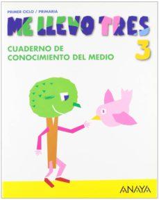 Permacultivo.es Conocimiento Del Medio 1º Educacion Primaria Cuaderno 3 Proyecto Me Llevo Tres Image