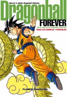 dragon ball forever-akira toriyama-9788467482782