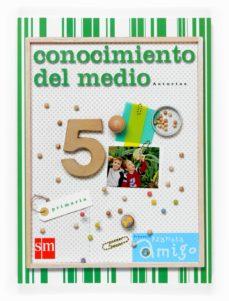 Emprende2020.es Conocimiento Del Medio, Planeta Amigo (5º Educacion Primaria. Ast Urias) Image