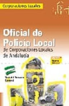Chapultepecuno.mx Oficial De La Policia Local De Andalucia. Test Del Temario Genera L Image