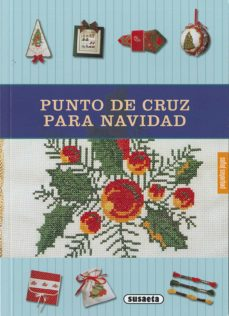 Descargas de libros electrónicos gratis epub PUNTO DE CRUZ PARA NAVIDAD