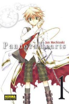 pandora hearts (vol. 1)-jun mochizuki-9788467908282