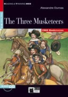 Descargar los libros de Google para encender THE THREE MUSKETEERS BOOK + CD