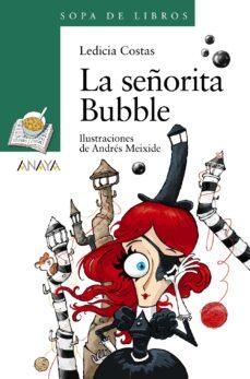 la señorita bubble-ledicia costas-9788469835982