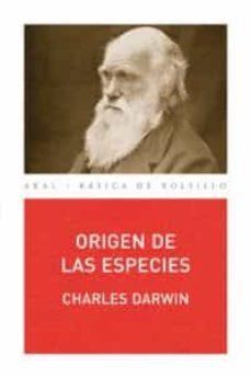 el origen de las especies-charles darwin-9788476000182