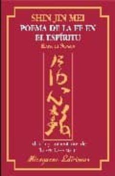 shin jin mei: poema de la fe en el espiritu-sosan kanchi-9788478133482