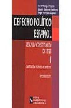 Viamistica.es Derecho Politico Español Segun La Constitucion De 1978 (Vol. 1) ( 2ª Ed.) Image