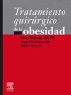 Fácil descarga de libros en inglés TRATAMIENTO QUIRURGICO DE LA OBESIDAD 9788480864282 (Spanish Edition) de H. BUCHWALD