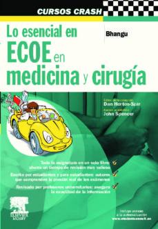 Descarga gratuita de Mobile ebooks jar LO ESENCIAL EN ECOE EN MEDICINA Y CIRUGIA de A. BHANGU 9788480866682  (Spanish Edition)