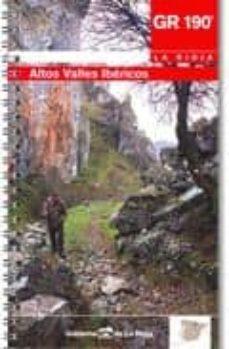Lofficielhommes.es Gr 190- La Rioja. Altos Valles Ibericos Image