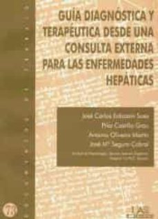 Descargar un audiolibro gratuito para iPod GUÍA DIAGNÓSTICA Y TERAPÈUTICA DESDE UNA CONSULTA EXTERNA PARA LA S ENFERMEDADES en español 9788483440582