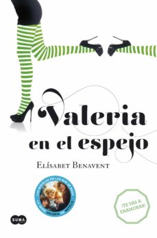 valeria en el espejo (serie valeria 2)-elisabet benavent-9788483655382