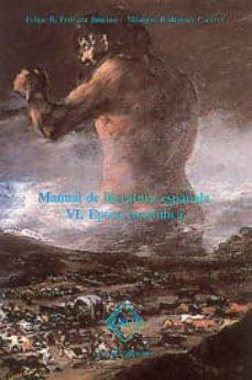 epoca romantica (manual de literatura española t.vi)-felipe b. pedraza jimenez-milagros rodriguez caceres-9788485511082