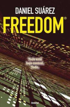 Descargar libros gratis en línea para ipad FREEDOM en español iBook PDB PDF 9788489367982 de DANIEL SUAREZ