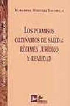 LOS PERMISOS ORDINARIOS DE SALIDA: REGIMEN JURIDICO Y RELIDAD - MARGARITA MARTINEZ ESCAMILLA   Adahalicante.org