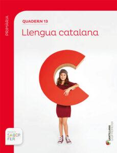 Padella.mx Llengua 5º Educacio Primaria Primer Trimestre Quadern 13 Catala Saber Fer Ed 2017 Image