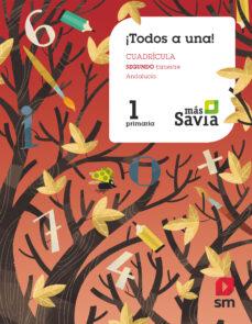 GLOBALIZADO 1º EDUCACION PRIMARIA SEGUNDO TRIMESTRE CUADRÍCULA ED 2019 ANDALUCIA