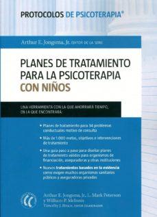 Inmaswan.es Planes De Tratamiento Para La Psicoterapia Con Niños Image