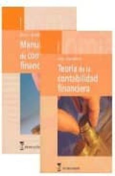 Upgrade6a.es Teoria De La Contabilidad Financiera; Manual Practico De Contabil Idad Financiera (2 Vols.) Image