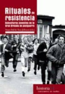 rituales de resistencia, subculturas juveniles-stuart hall-9788496453982