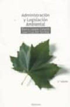 Canapacampana.it Administracion Y Legislacion Ambiental (2ª Ed.) Image