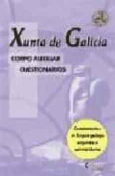 Inciertagloria.es Corpo Auxiliar Xunta De Galicia. Cuestionarios Image