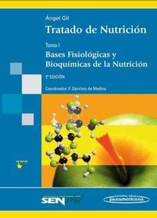 Titantitan.mx Tratado De Nutricion (T. I): Bases Fisiologicas Y Bioquimicas De La Nutricion (2ª Ed.) (Cartone) Image